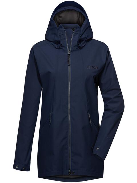 PYUA Blow S 3-Layer Jacket Women navy blue